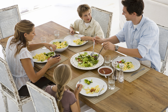 Бригантина - це і сімейний ресторан