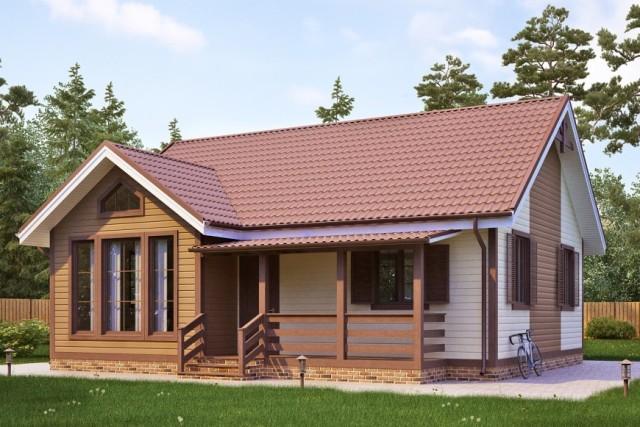 Преимущества каркасных домов. каркасный дом цена