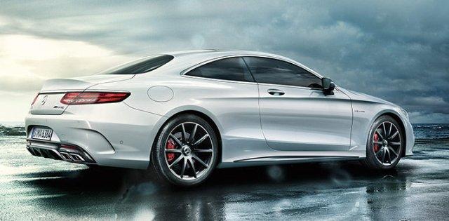Опис Mercedes-Benz S-Class Coupe. Де купити?