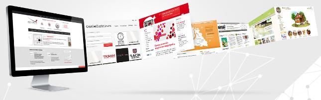 Студия дизайна «Глянець» - создание и раскрутка сайтов от профессионалов