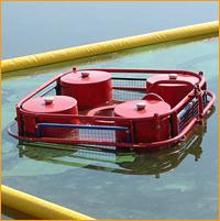Нефтесборное оборудование и нефтесборщики
