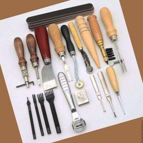 инструмент для кожи