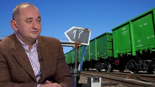 Как в руках Анатолия Матиоса оказалась тысяча вагонов