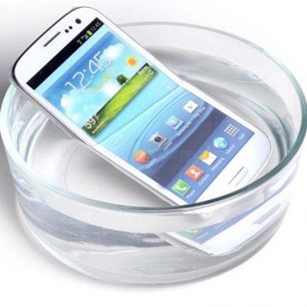Анонсирован водонепроницаемый Galaxy S4