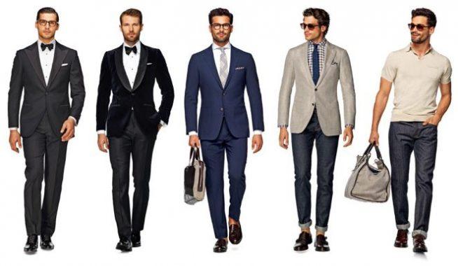 Корпоративный стиль в современной одежде