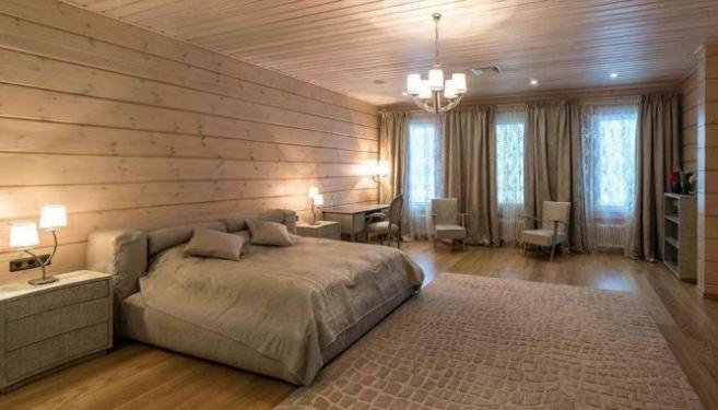 Современный и красивый интерьер дома