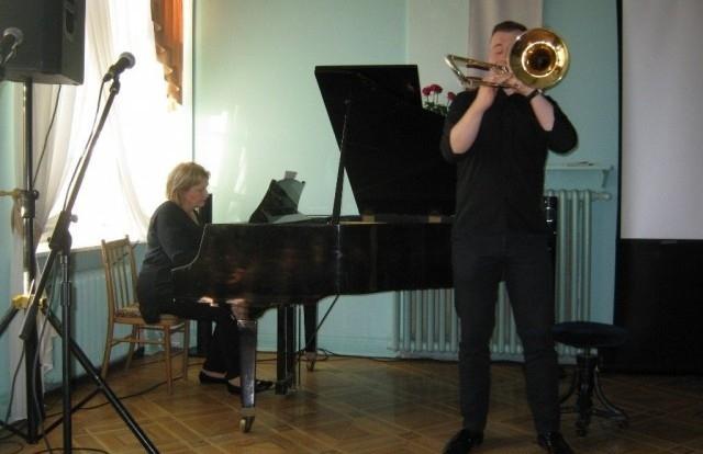 Музыкальная выставка в Луцке
