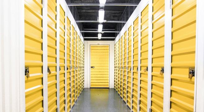 Боксы для хранения вещей в Москве заказывайте в компании «Safebox»