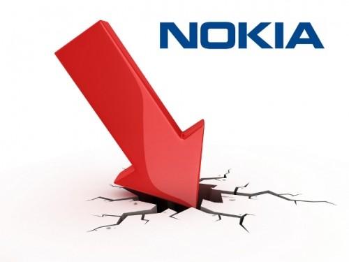nokia продолжает терять рынок смартфонов