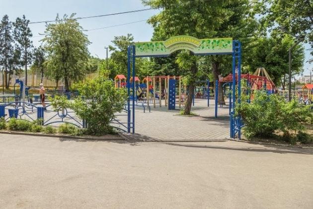 В Днепре молодежный парк «Новокодацкий» бьет рекорды по количеству посетителей