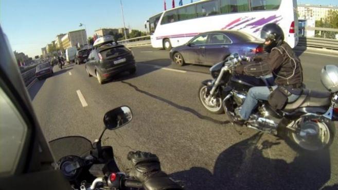 Забота о мотоциклистах