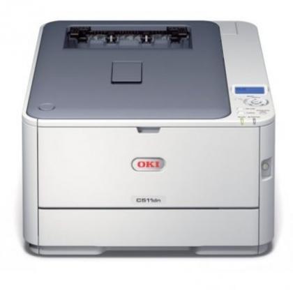 Светодиодная типография – LED принтер Oki C9500DN