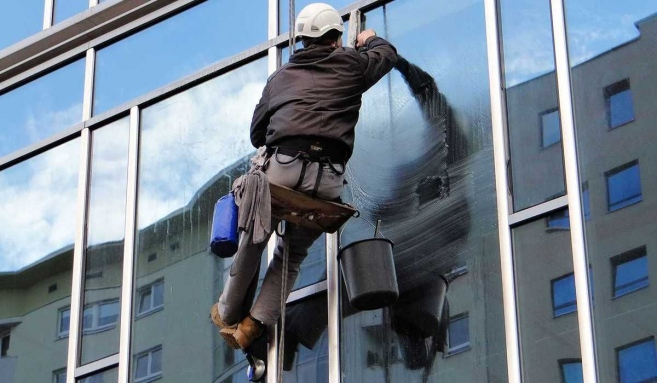 window cleaning manhattan