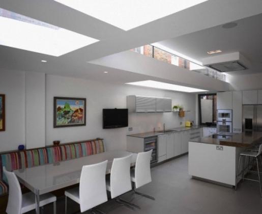 создаём неповторимую дизайн и планировку кухни