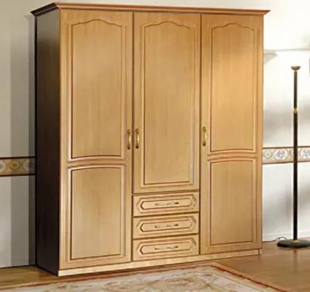 купить распашной шкаф в Москве проще всего на сайте eldomebel.ru