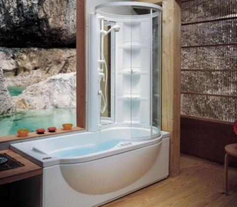 Ванные с душевыми кабинами покупайте в интернет-магазине Vanna-doma.ru