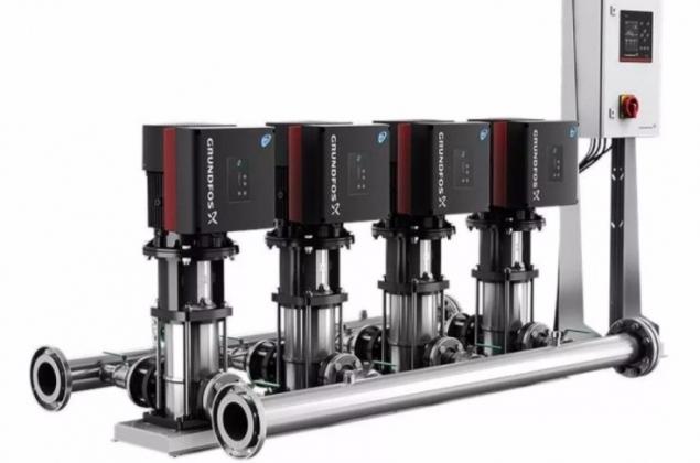 Установка повышения давления hydro mpc e