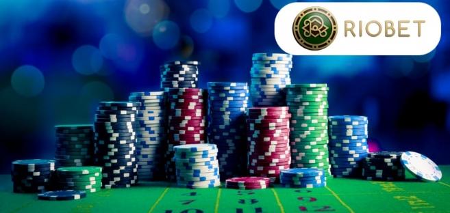 Онлайн казино «RIOBET»