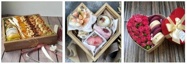 Не знаете что подарить? Заказывайте вкусный подарок в интернет-магазине Ideal-Podarok.ru!